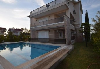 7 bedroom Villa for rent in Belek