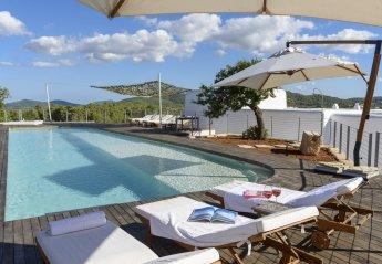 6 bedroom Villa for rent in Sant Joan de Labritja