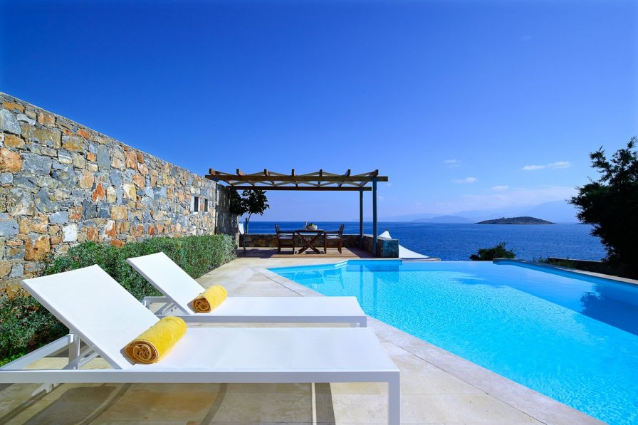 Villa in Greece, Crete