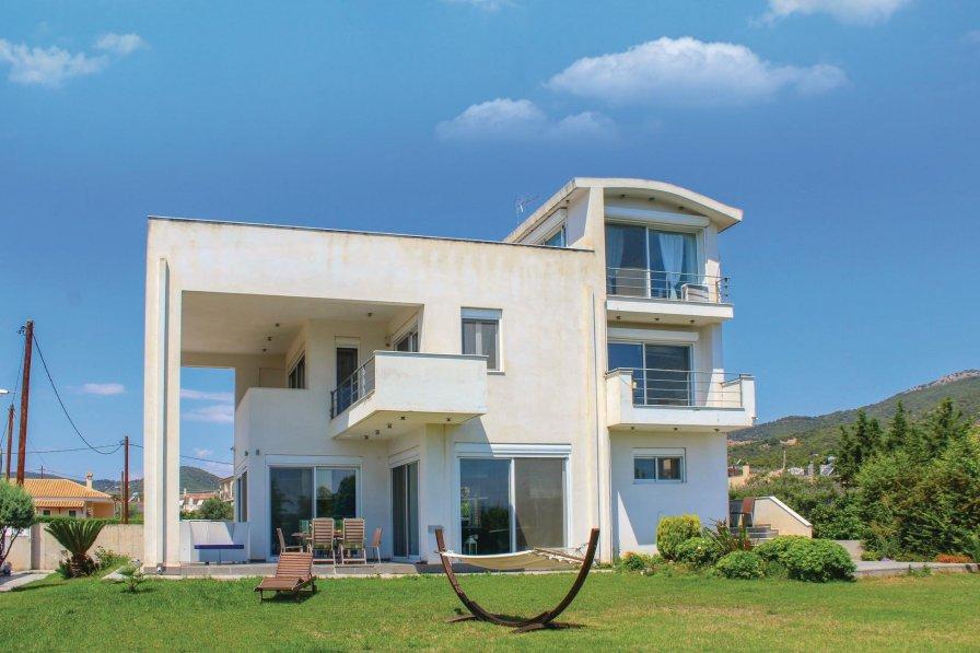 Peloponnese villa to rent