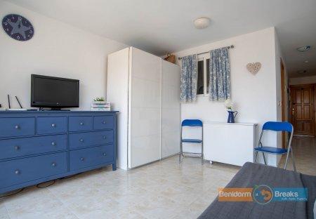Apartment in Benidorm, Spain