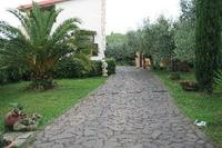 Country_house in Italy, Frascati: garden