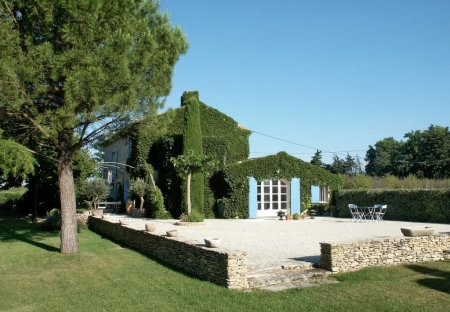 House in Cavaillon, the South of France