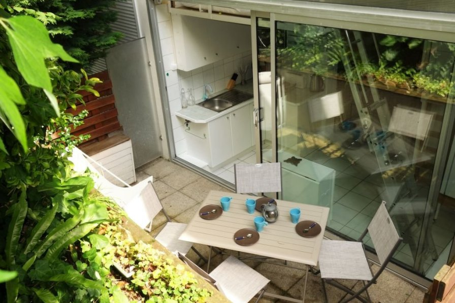 Apartment in France, Pereire-Ville-d'Hiver