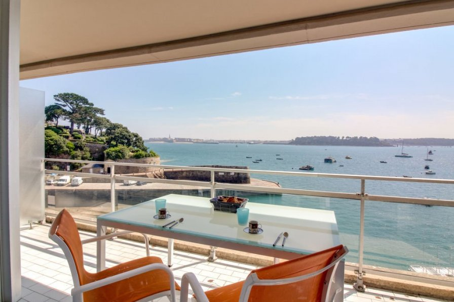 Apartment in France, Dinard
