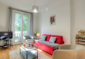 Apartment in Auteuil, Paris