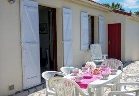 House in Meschers-sur-Gironde, France