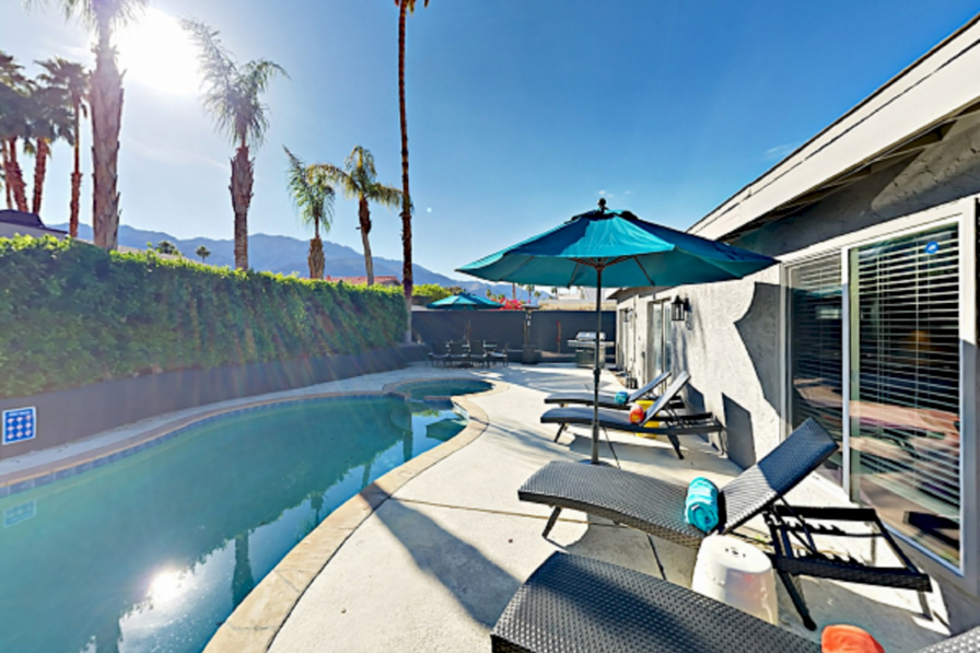 House To Rent In Palm Springs California With Swimming