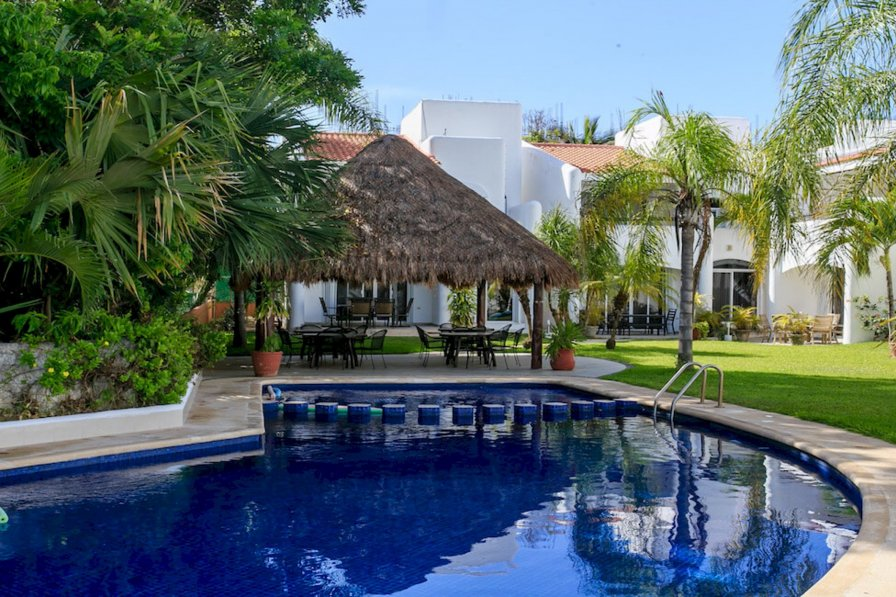Divine house Baghari in Playa Del Carmen