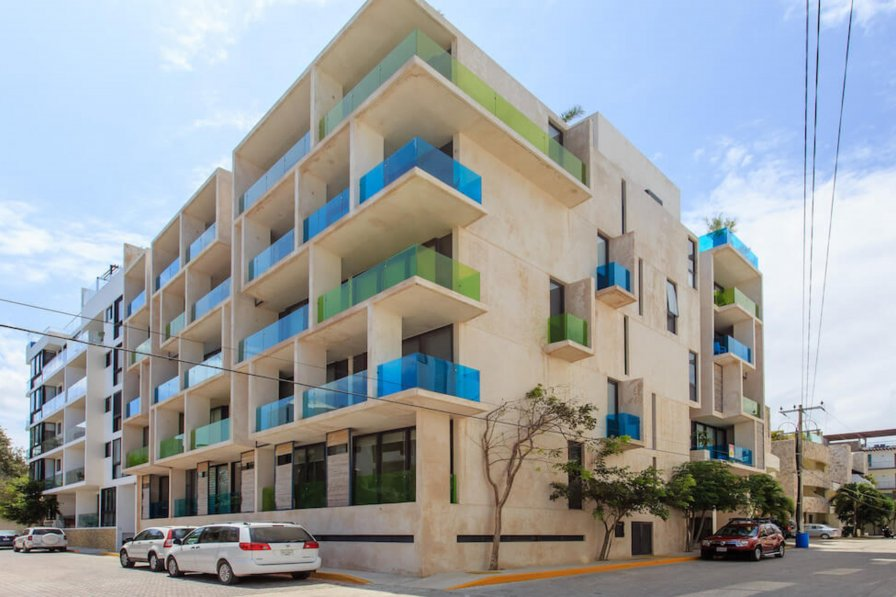 Tempting Apartment Asuma in Playa Del Carmen