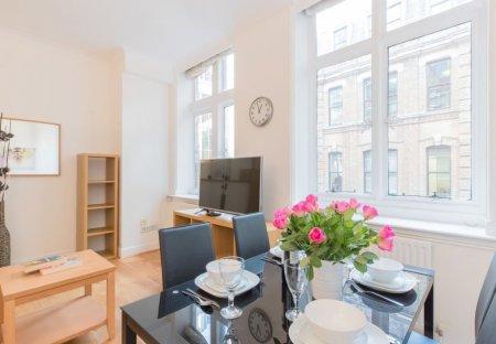 Apartment in Aldgate, London