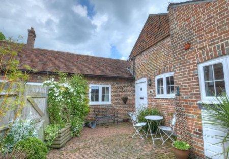 Cottage in Goudhurst, England
