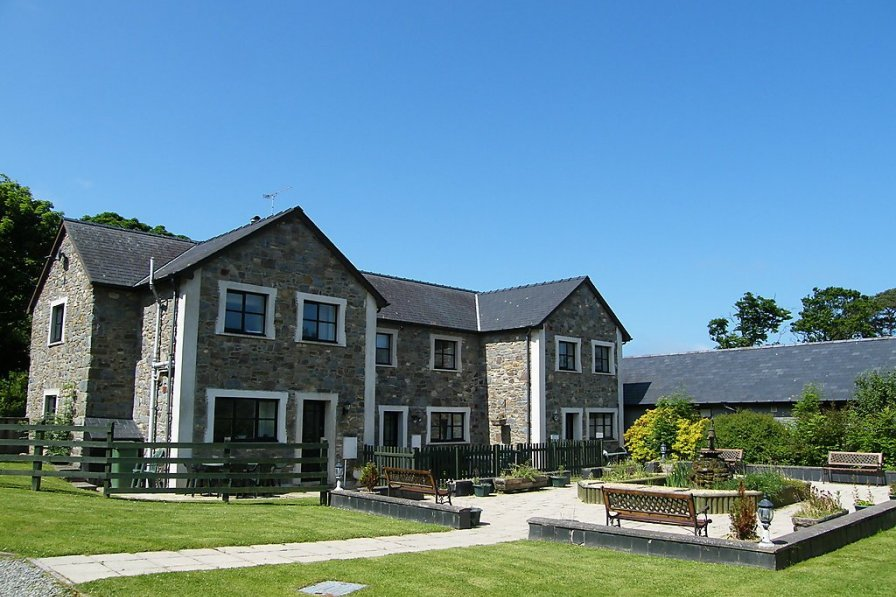 Owners abroad New Quay holiday home rental with swimming pool