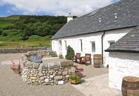 House in Glencoe, Scotland