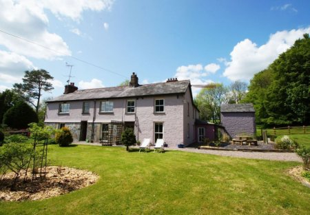 House in Llangeitho, Wales