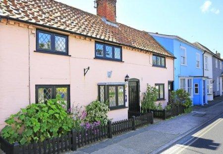 Cottage in Aldeburgh, England