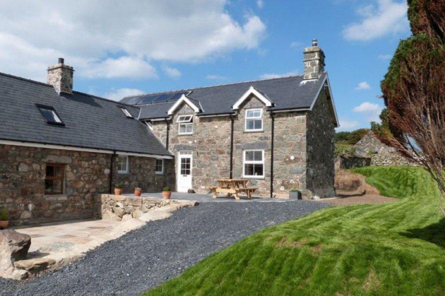 House in United Kingdom, Llanegryn