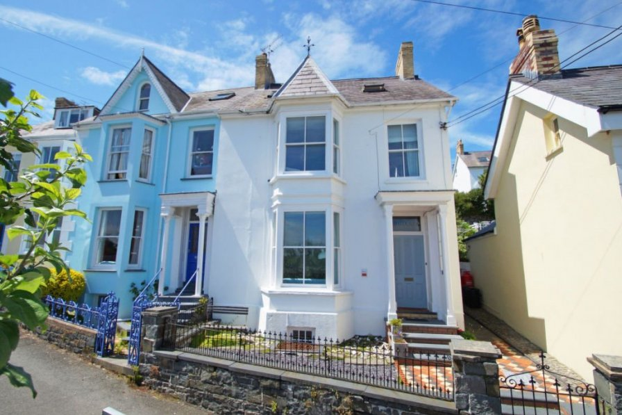 House in United Kingdom, New Quay