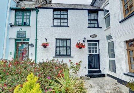 House in Looe, England