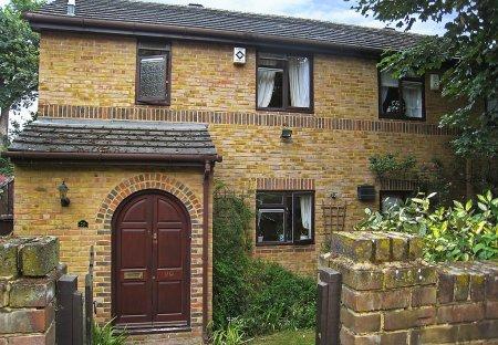 House in Brunswick Park, London