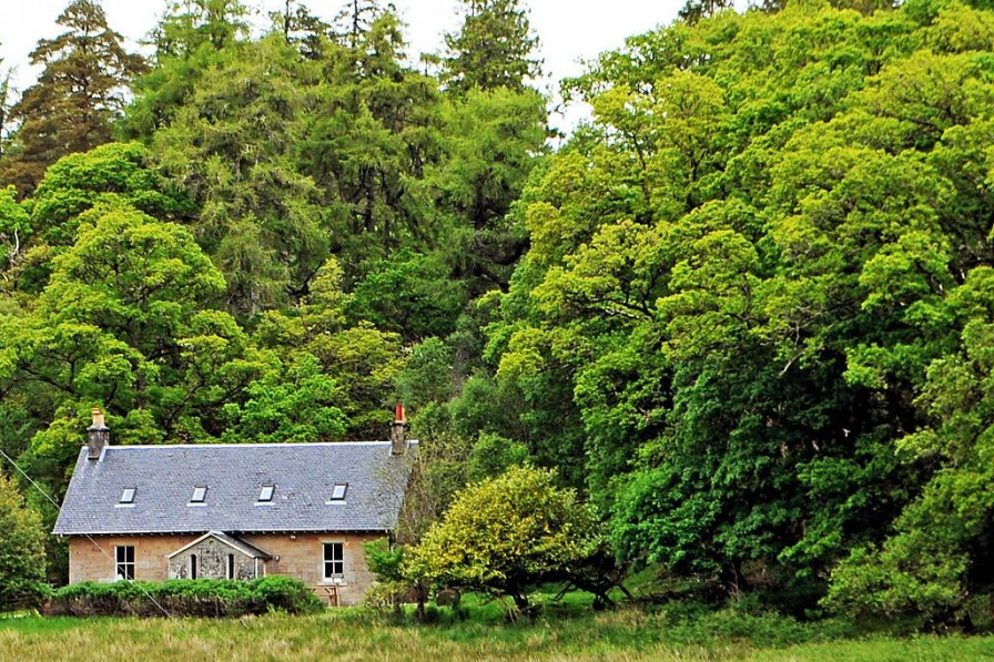 House in United Kingdom, Ardnamurchan and Morvern