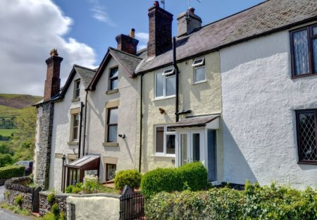 House in Corwen, Wales
