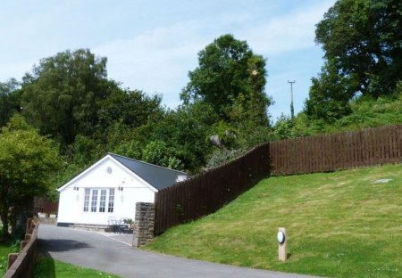 House in Llantwit Fardre, Wales