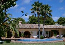 A truly lovely Calpe Villa
