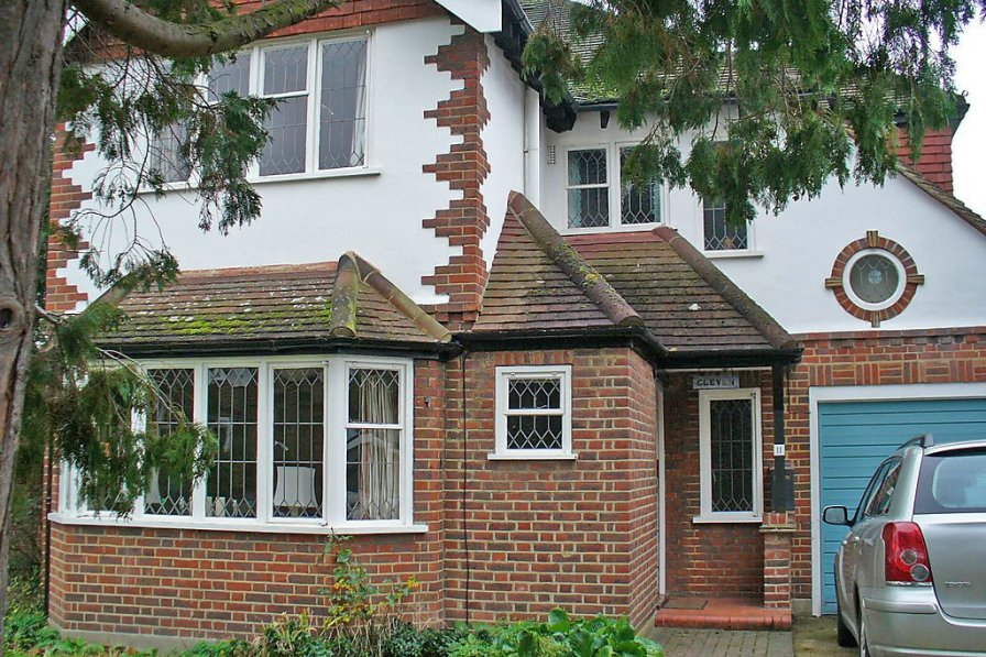 House in United Kingdom, Coombe Vale