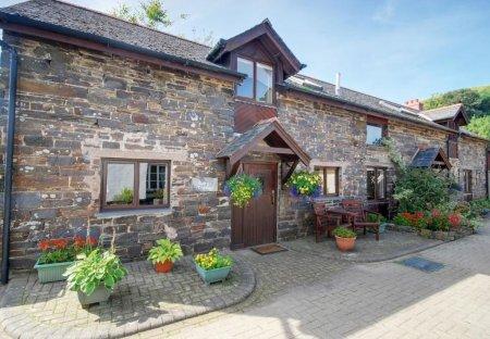 Cottage in Swimbridge, England