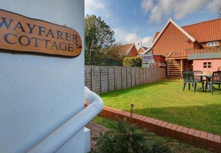 Cottage in Woodbridge, England