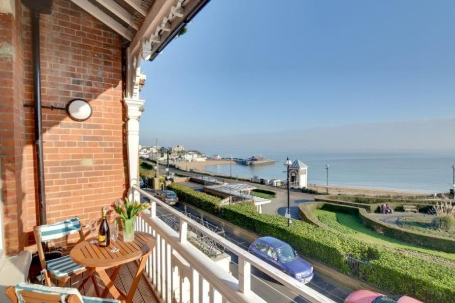 Apartment in United Kingdom, Broadstairs And St. Peters