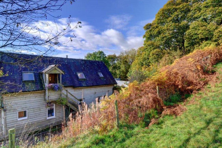 Farm house in United Kingdom, Llangunllo