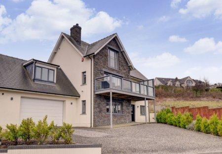 Cottage in Penbryn, Wales