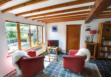 Cottage in Llanrug, Wales