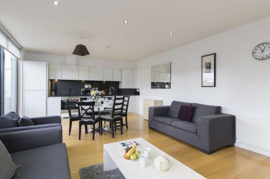 Apartment in United Kingdom, Whitechapel