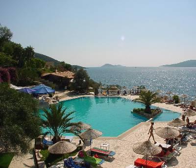 Apartment in Turkey, Kalkan: Grand Pool