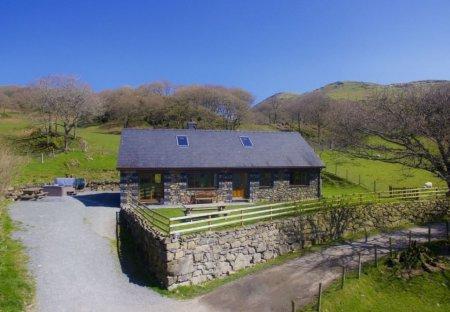 Cottage in Tywyn, Wales