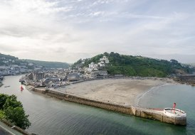 Apartment in Looe, England
