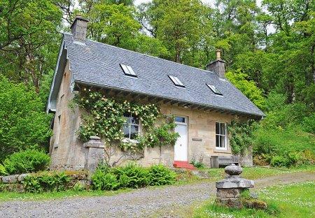 Cottage in Ardnamurchan and Morvern, Scotland