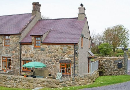 Cottage in Aberdaron, Wales