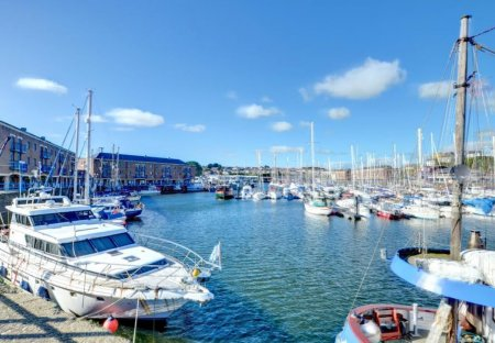 Apartment in Milford Haven, Wales