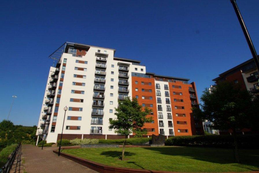 Apartment in United Kingdom, Butetown