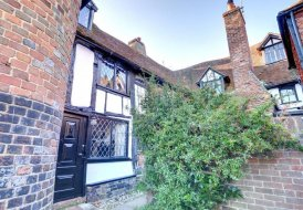 Cottage in Rye, England