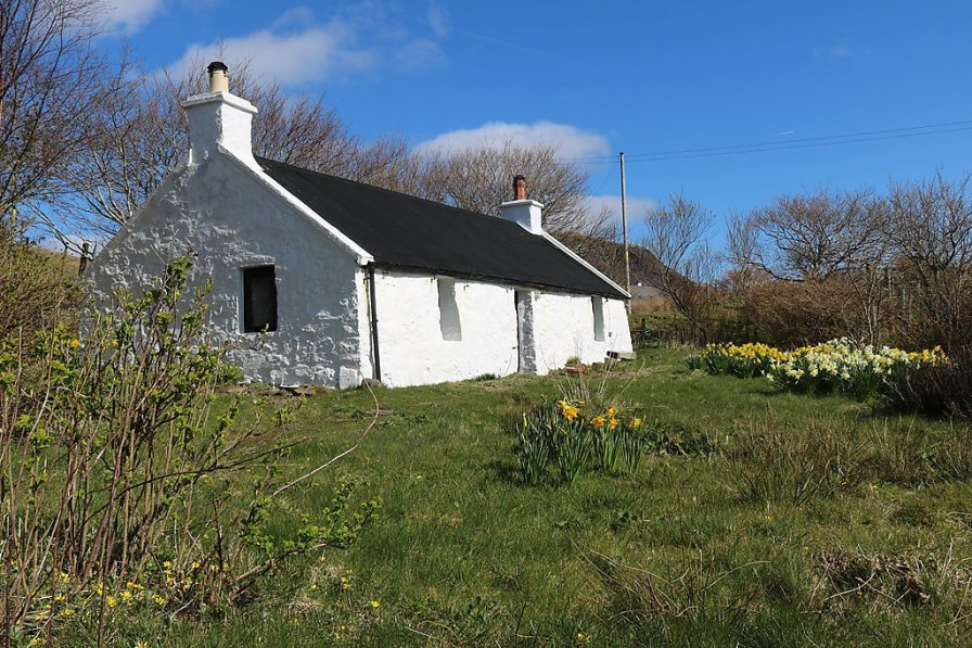 Cottage in United Kingdom, Skye Central