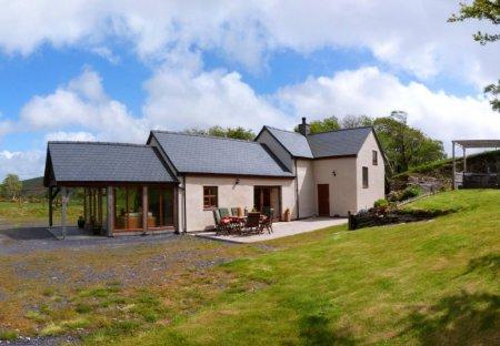House in Nantglyn, Wales