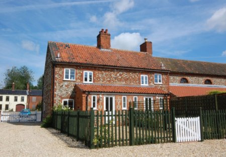 Cottage in East Rudham, England
