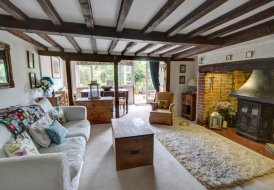 Cottage in Rolvenden, England