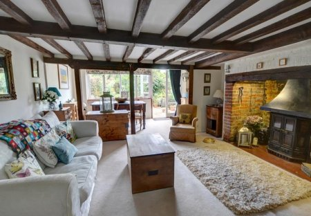 Cottage in Rolvenden, England
