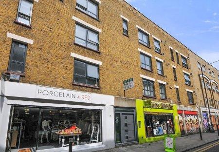 Apartment in Weavers, London